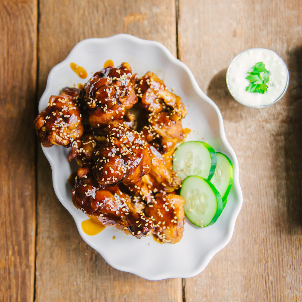 Saucy Solutions for Your Chicken Wings
