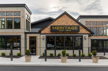 Heritage Food and Drink in Wappingers Falls, New York.