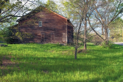 barn on route 212