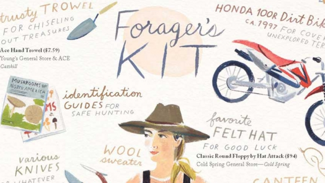 A Forager's Kit
