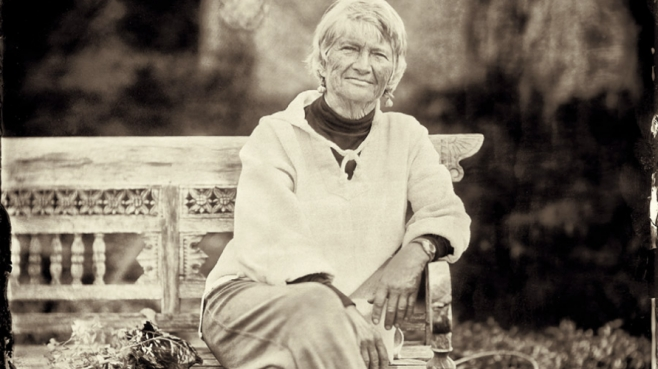 Food policy expert, Joan Dye Gussow, has been educating eaters in the Hudson Valley for years.